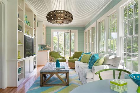 turning a sunroom into a bedroom 25 cheerful and relaxing beach style sunrooms