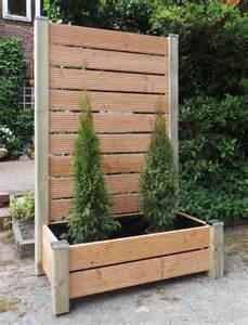 garten sichtschutz blumenkasten sichtschutz mit pflanzkasten h 190 blumenkasten breite w 228 hlbar