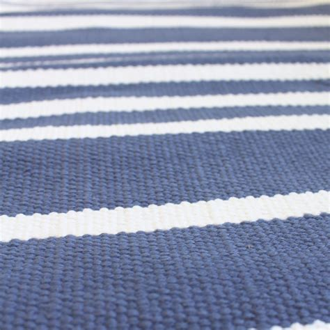 cotton stripe rug rugs ideas