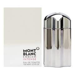 Mont Blanc Emblem Vial Parfum emblem by mont blanc 3 3 oz eau de toilette for