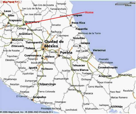 map showing mexico mexico map showing queretaro images frompo
