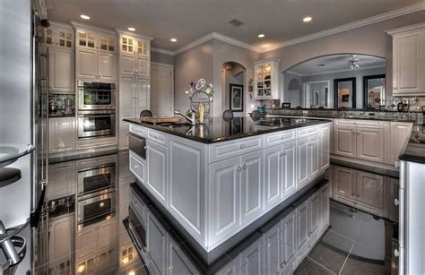 stunning kitchens designs tricked out mansions showcasing luxury houses stunning