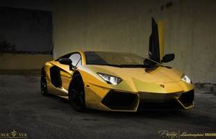 A Gold Lamborghini This Gold Plated Lamborghini Model Car Will Set You Back