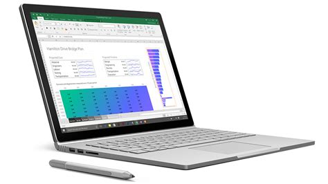 Notebook Microsoft Surface microsoft surface book the ultimate laptop now more powerful than