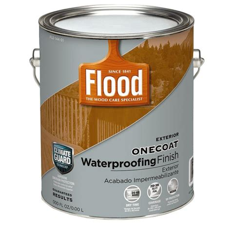 behr  gal redwood oil latex stain   home depot