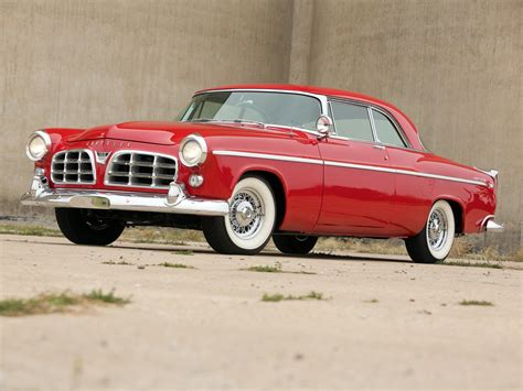 Chrysler Sports Coupe by Chrysler 300 Sport Coupe 1955 1956 Autoevolution