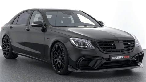 mercedes brabus 2019 the new release 2019 brabus 900 drive and review