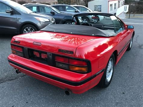 small engine service manuals 1988 mazda rx 7 parental controls 1988 mazda rx 7 fc convertible for sale mazda rx 7 1988 for sale in germantown maryland