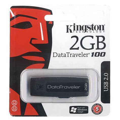 Kingston 2gb kingston kingston 2gb data traveler 100 usb flash drive