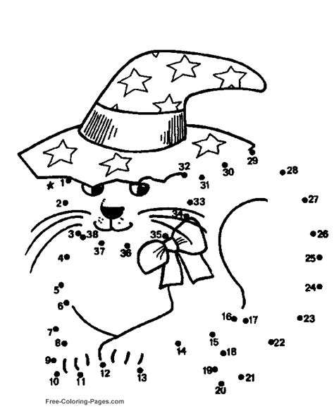 Connect The Dots Coloring Page Az Coloring Pages