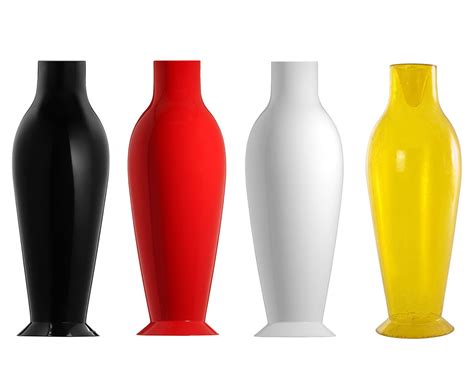 Philippe Starck Vase by Misses Flower Power Vase Hivemodern