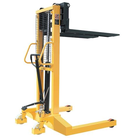 Liftrer Stacker Manual 1000 sfh10 w1 2m manual straddle stacker truck
