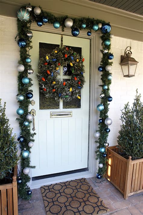 unique christmas door decoration 10 unique front door decorations ideas