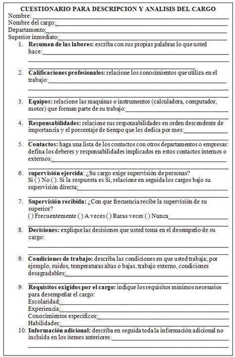 preguntas para entrevista jefe recursos humanos gesti 243 n del talento humano p 225 gina 5 monografias