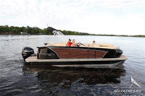 larson pontoon pontoon boat larson escape 23 on allyachts org
