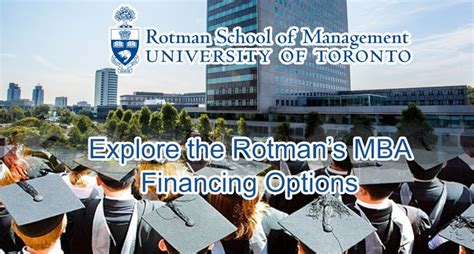 Rotman Mba Scholarships by Rotman S Financial Aid Scholarships And Financing Options