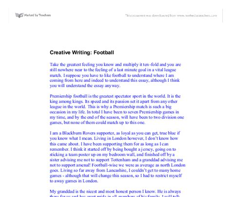 Unc Athlete Rosa Parks Essay by Football Essay Exle