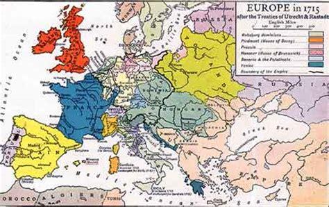 Europe 1715