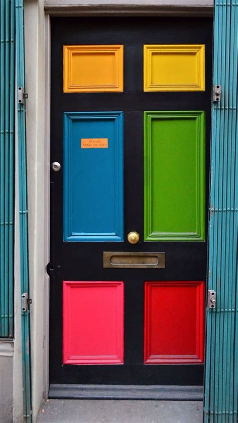 Front Entry Doors That Make A Strong First Impression Coloured Front Doors