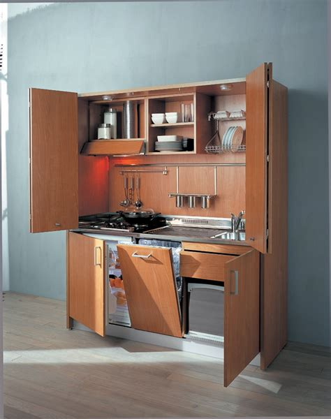 Hideaway Kitchen by Ith580 Italian Hideaway Kitchen With Dishwasher