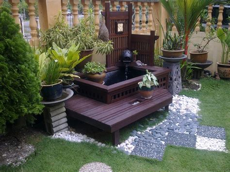 Deck Fountains by Peace And Relaxation Deck Fountains Great Home Decor