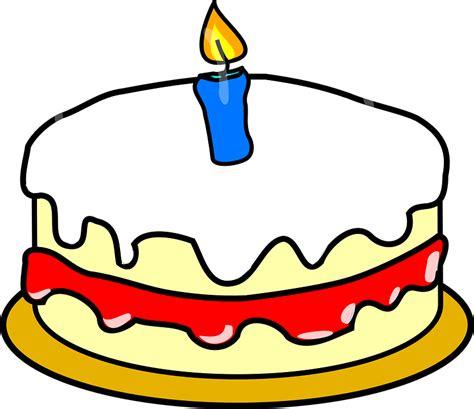 clipart compleanno gratis immagine vettoriale gratis primo compleanno torta