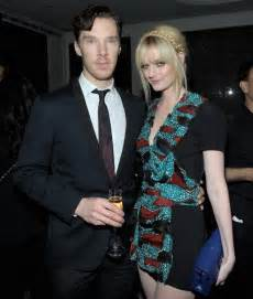 photos sherlock benedict cumberbatch girlfriend aren t they though sherlock holmes and the mystery of why