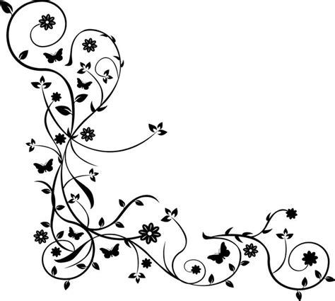 Vorlagen Fuß 4049 by Die 25 Besten Ideen Zu Blumenranken Auf