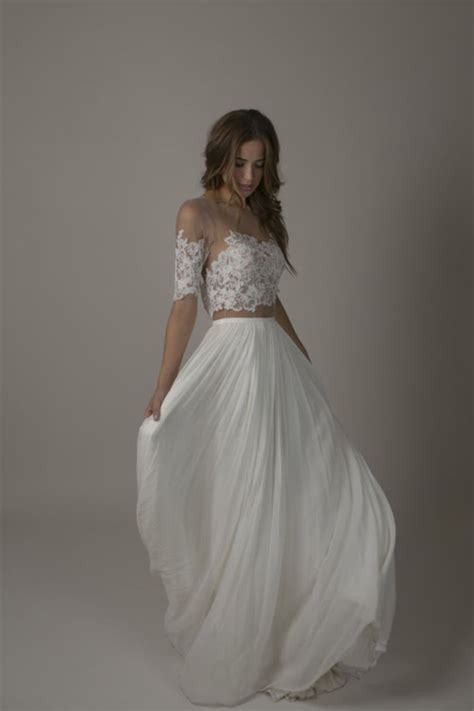 cool  modern celtic wedding dresses ideas sarah