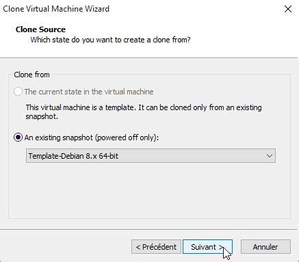 Cr 233 Er Des Templates De Vm Sous Vmware Workstation Noobunbox Vmware Template Best Practices 2016