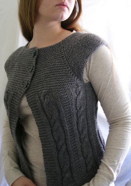 knitting pattern vest top 139 best knitting adult vests tank tops images on