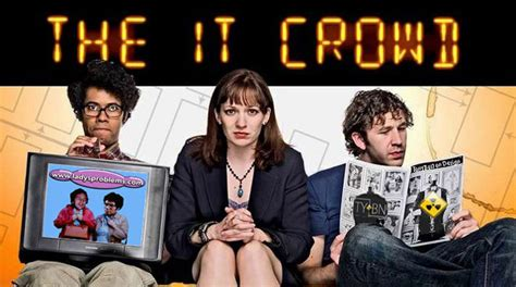 The It the it crowd ladys problems