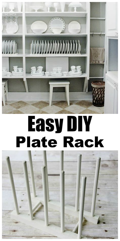 Diy Plate Rack by Diy Plans How To Build A Plate Rack Pdf How To