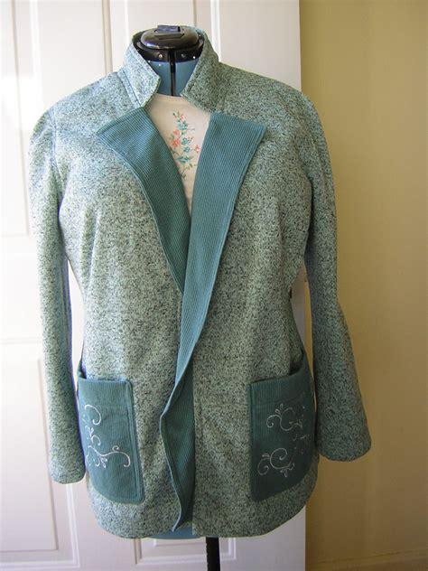 sweatshirt pattern burda burda 7107 sweatshirt jacket sewing projects