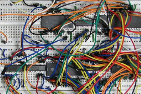 messy wires the best wire for breadboarding news
