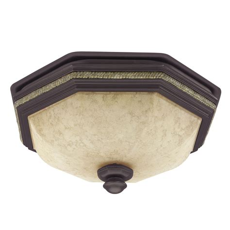 bathroom light exhaust fan hunter fans bele meade bathroom exhaust fan in light new bronze 82023