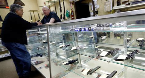Background Check On Guns Poll 91 Percent Back Gun Checks Politico