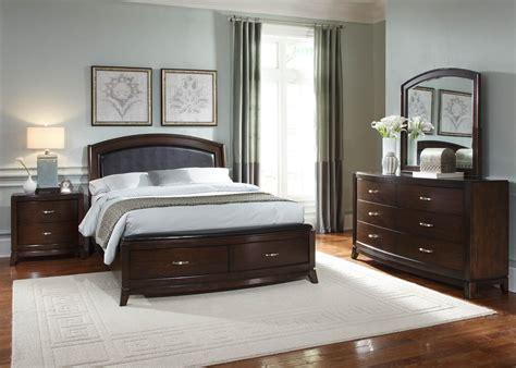 avalon pc queen storage bedroom set rotmans bedroom groups