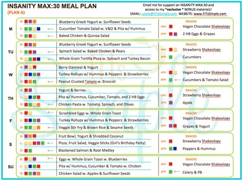 Cize Shaun T Calendario Insanity Max 30 Review All The Details You Need 21