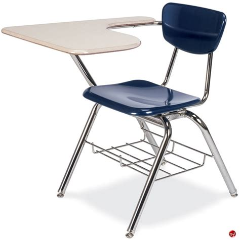 The Office Leader Aile Classroom Chair Desk Combo Tablet Student Chair Desk Combo
