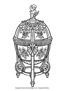 Faberge egg colouring page log in or become a member to download