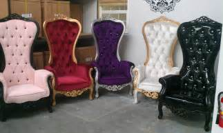 Cheap Chair Cover Rentals Black King Throne Chair Modern Chair Rental Images Frompo