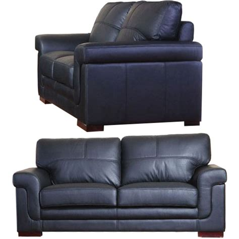 3 And 2 Seater Sofa Set by Enna Leather 3 2 Seater Sofa Set Various Colours
