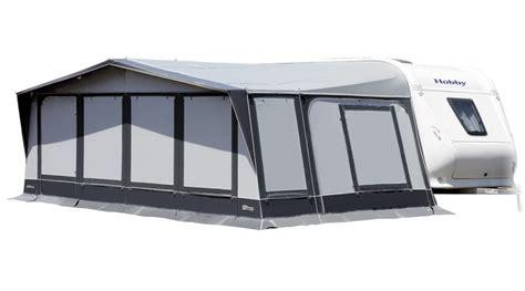 glossop awnings inaca stela 250 full caravan awning