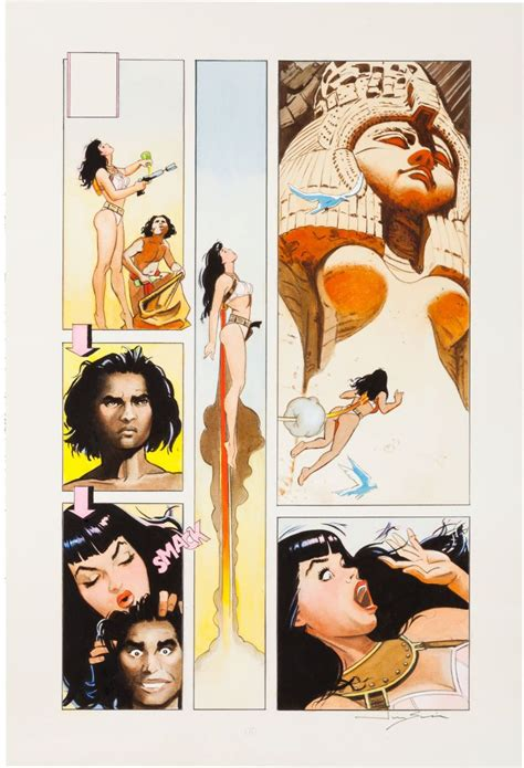 paige queen jim silke bettie page queen of the nile 3 page 11 jim