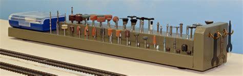dremel work bench what s on your workbench june july 2015 model railroad hobbyist magazine