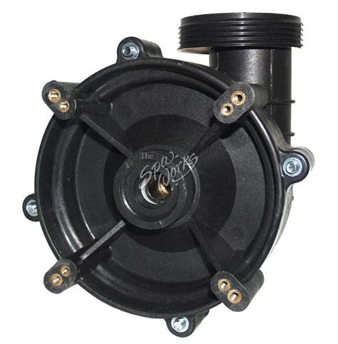 cal spa dually motor cal spa power right 4 hp 48 frame dually end
