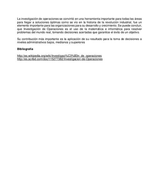 ventajas de las cadenas de markov investigaci 243 n de operaciones como herramienta administrativa