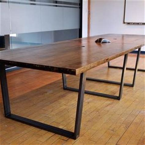 wood conference table custom conference tables custommade com