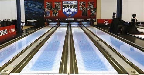 blue oil pattern bowling main event pba tour finals feature blue oil with a twist